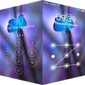 Applock Theme Butterfly 1.0.0