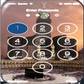 قفل الشاشة بخلقيات مكة 1.0