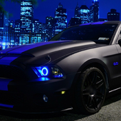 New Themes Ford Mustang 2017 1.0