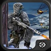 Modern Winter Sniper