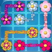 Blossom Flower Draw Lines Link 1.0