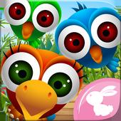 com.longevity.crazybubbleshooterbirdsrescure icon