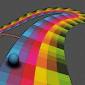 Impossible Rainbow Road!Long Road GamesArcadeAction & Adventure