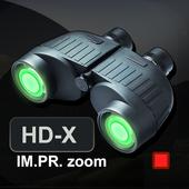 Binoculars V11 (45x zoom photo & video) 2.0