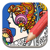 Free Adult Coloring: Fashion 1.0.17.3.3