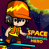 in SPACE Elemental HERO 4.0