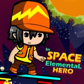 in SPACE Elemental HERO 4.0