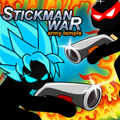 Stickman Super War Army Temple 1.0