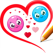 Love Line Balls Physics Draw puzzle 1.0.4