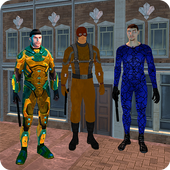 Rescue Heroes Stars: Action thrilling Act 1.1