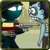 Stickman vs Temple Zombies 1.0