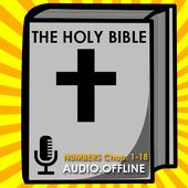 Audio Bible Offline: Num. 1-18 1.0