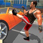 Real Hunk Big Man Fighting 3D 1.2