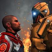 Real Transform Robots War