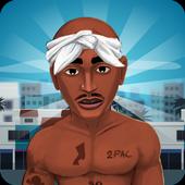 Angry Tupac - Thug Life Game 1.0