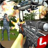 Modern Army Commando Shooter:2 2.1