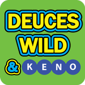 Deuces Wild Poker and KenoLucky Jackpot CasinoCasino