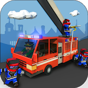 Firefighter Simulator - Rescue Games 3D 1.3