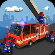 Firefighter Simulator - Rescue Games 3D 1.3