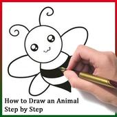 How to Draw an Animal Step By Step 1.0