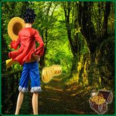 Luffy : the pirate of treasure 1.0
