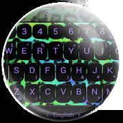 Keyboard Theme Leopard Neon 4.0