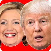 Election Day Clinton vs Trump 1.1