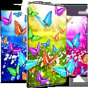 Butterflies live wallpaper 9.6