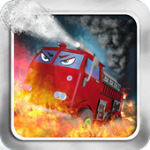 Fight Fire-FireTruck:Rush Hour 1.5