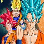 Goku Saiyan Next Generations 1.0