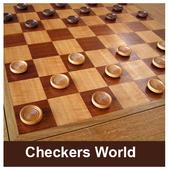 Free Checkers World 1.0