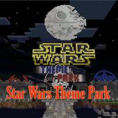 Star Wars Theme Park Map 1.40