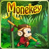 Jungle Banana Monkey Kong Run 1.1