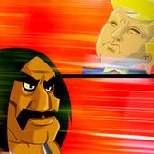 Trump vs Machote 12