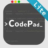 CodePad2 lite 1.1