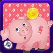Piggy Bank - Crossy Piggy Game