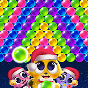 Space Cats Pop - Bubble Shooter Kitty Game 2.2