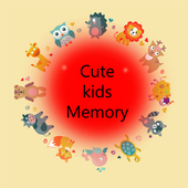 Cute Memory Game for Kids 3.0