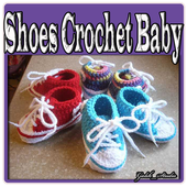 Shoes Crochet Baby 1.0