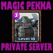MAGIC PEKKA PRIVATE SERVER 3.22