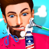 Celebrity Macho Man Beard Salon 1.0