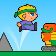 Villagers vs Robots Run 1.1.5