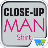 Close-Up Man Shirt 6.1