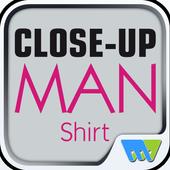 Close-Up Man Shirt 7.2.2