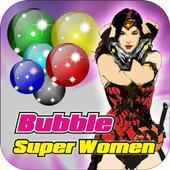 Super Woman Bubble 1.0