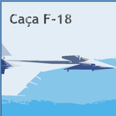 Caça F-18 1.1