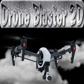 Drone Blaster 2D