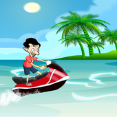 Adventure Surf of Bean Jetski 1.0