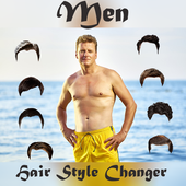 Man HairStyle Photo Editor 2.0