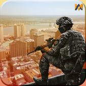 Target Sniper City War 3D 1.7